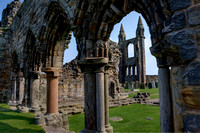 St. Andrews Abbey Ruins