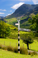 Buttermere Fingerpost