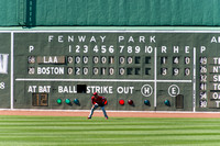 Playing the Green Monster