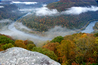 New River Gorge from Grandview