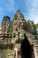 The South Gate to Bayon