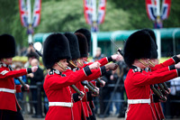 Queen's Guard on Parade