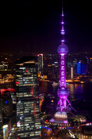 Oriental Pearl Tower - Night