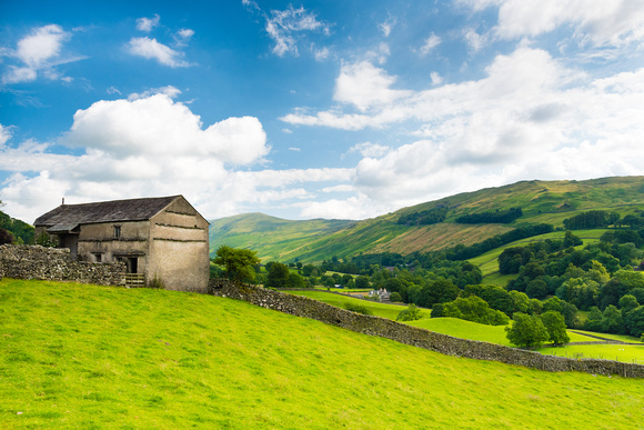 Lake District Barn